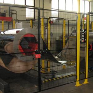 Linee automatiche - macchine per la lavorazione della lamiera