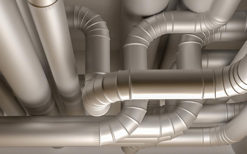 Macchine per la produzione di tubi per ventilazione