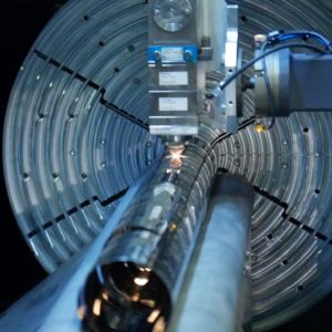 taglio tubo 3d - macchine per la lavorazione della lamiera